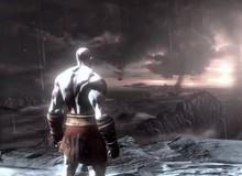 Tản mạn về con người Kratos qua God of War III