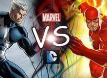 The Flash và Quicksilver: Ai nhanh hơn ai?