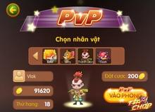Thách thức bạn bè với tính năng PvP độc đáo trong Tia Chớp – Game chạy thuần Việt