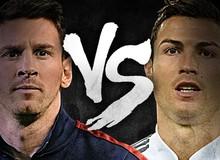 Ronaldo và Messi: Ai là ông vua trong FIFA 16?