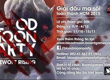 Xuất hiện giải đấu board game lớn nhất Việt Nam
