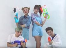 BF Online bất ngờ tung clip hậu trường quảng bá với Hari Won