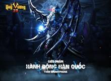 Siêu phẩm Hàn Quốc Quỷ Vương 3D chính thức tung landing, ra mắt 03/11