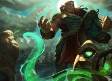 Liên Minh Huyền Thoại: Chiêm ngưỡng khả năng đi rừng của tướng mới Illaoi