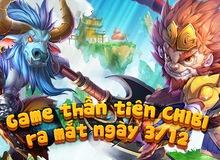 Game mới Thần Tiên Đạo ấn định ra mắt ngày 03/12 tại Việt Nam