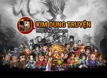 Game mobile mới Kim Dung Truyện bất ngờ cập bến Việt Nam