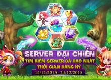 Giải đấu tìm kiếm server bá đạo nhất iGà chính thức được khởi động
