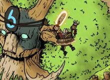 """DOTA 2: Hero nào được hưởng lợi nhiều nhất từ """"rau muống"""" Iron Branch?"""