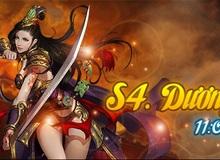 Tặng 500 Gift Code Cửu Đỉnh Ký mừng server S4 Dương Châu