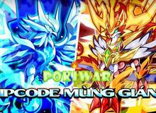 SohaPlay tặng 100 Vipcode Webgame Pokiwar nhân dịp Noel