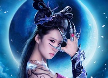 Bộ ảnh cosplay đầy ma mị của Lưu Diệc Phi cho Thiện Nữ U Hồn 2D