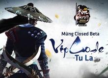Tặng 500 Gift Code Kim Dung Ngoại Truyện nhân dịp mở cửa