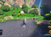 Những hình ảnh đậm chất thần tiên mới của Kingdom Hearts 3