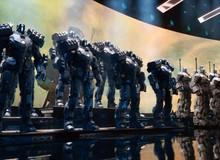 Nga và Trung Quốc đang chế tạo đội quân robot chiến đấu khổng lồ
