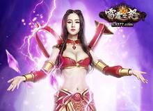 Lôi Đình Chi Nộ - Webgame 2D đậm nét truyền thống lọt top Trung Quốc