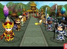 """Ngự Hồn Thiên Hạ - Webgame 3D có nền đồ họa cực """"cute"""""""