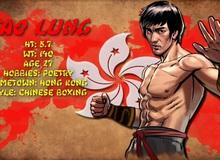 Kings of Kung Fu: Huyền thoại võ thuật tái xuất trên game