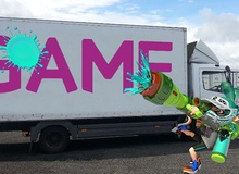 Cả một xe tải game Nintendo bị đánh cắp