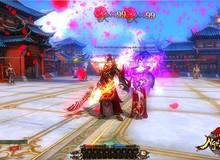 Game quốc chiến Ngự Long Tại Thiên cho game thủ động phòng hoa chúc