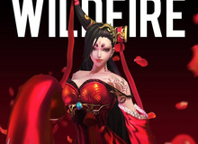 """[Clip] Nhân vật vũ nữ """"Linh Lung"""" mới cập nhật trong game 3D Wild Fire"""