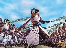 [Clip] Duyệt binh hoành tráng trong game 3D chất lượng Tây Sở Bá Vương