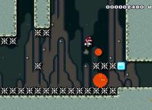 Xem màn Mario cực khó phải chơi... 11 nghìn lần mới vượt qua
