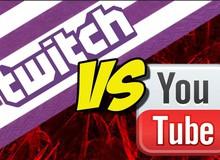 Twitch vượt mặt YouTube về doanh thu video game