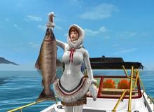 Game thư giãn World of Fishing mở cửa rộng rãi đón game thủ
