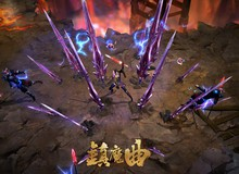 """[Clip] Cơ chế chiến đấu đậm chất """"Diablo III"""" của Trấn Ma Khúc"""
