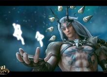 [Clip] Đoạn phim CG tuyệt đỉnh của game huyền ảo Thiên Chi Cấm