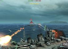"""[Clip] Những """"kỳ hạm"""" khủng bố và chân thực trong Hải Chiến Thế Giới"""
