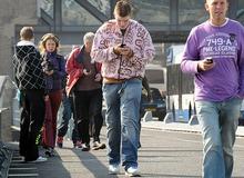 Người chơi game mobile chiếm 20% thị trường Mỹ