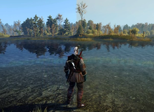 Đã có mod nâng cấp đồ họa cho The Witcher 3