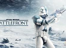 Cận cảnh gameplay game siêu phẩm Star Wars: Battlefront