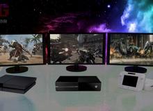 Tổng hợp tin tức thị trường game console trong năm qua