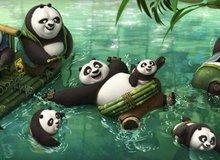 Kung Fu Panda 3 - Hoạt hình bom tấn hé lộ người cha của Po