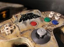 Xem máy chơi game độ theo phong cách Star Wars đầy bụi bặm