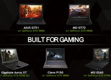 Card đồ họa Nvidia GTX 980M - Ông vua cho laptop