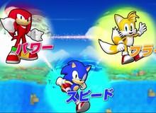 Sonic Runners hé lộ gameplay thú vị trong trailer mới