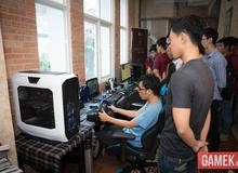 Cận cảnh offline gaming gear sôi nổi của game thủ Sài thành