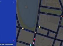 Chơi Pac Man trên đường phố Hà Nội
