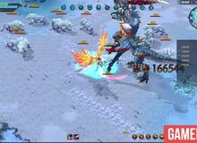 [Clip] Chi tiết gameplay cơ bản của game 2.5D Phong Vân Vương Tọa