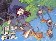 Little Witch Academia - Hoạt hình cực sinh động về thế giới phù thủy