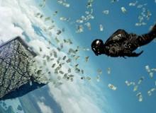 Point Break - Bom tấn hành động tiết lộ nhiều cảnh quay nghẹt thở