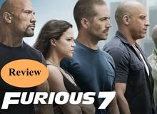 [Review Phim] Fast & Furious 7 – Vượt xa sự tưởng tượng của khán giả