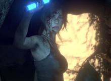 Thám hiểm hầm mộ trong Rise of the Tomb Raider