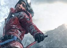 Rise of the Tomb Raider: Lara Croft có thể trèo cây