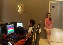 Royal Gaming - Tham quan quán game đỉnh của cô chủ 9x xinh đẹp