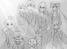 Cộng đồng thương tiếc trước sự ra đi của chủ tịch Nintendo