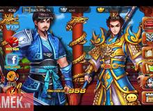Cùng soi Tam Quốc Chí Mobile ngày đầu ra mắt game thủ Việt